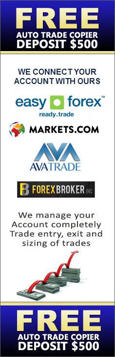 Free copy trade forex